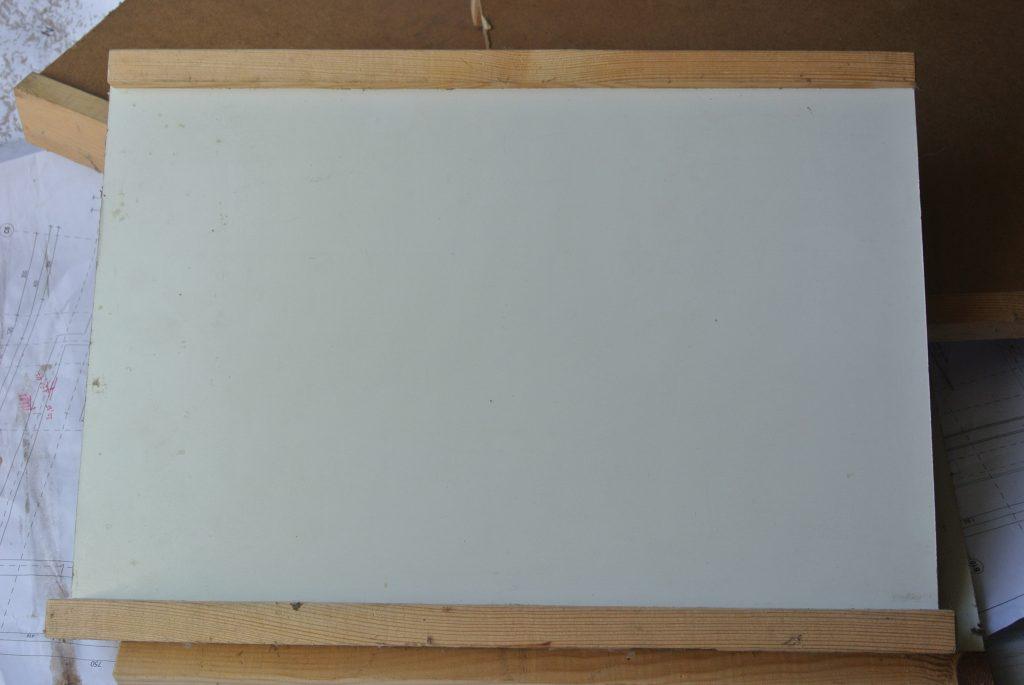 tablica organizer diy