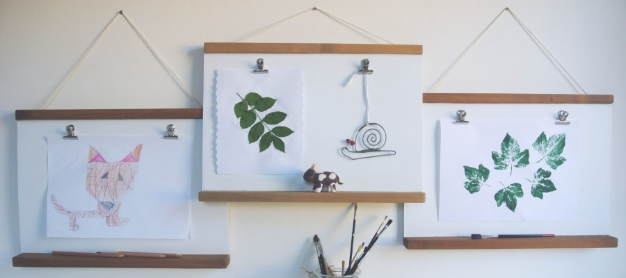 tablica organizer diy