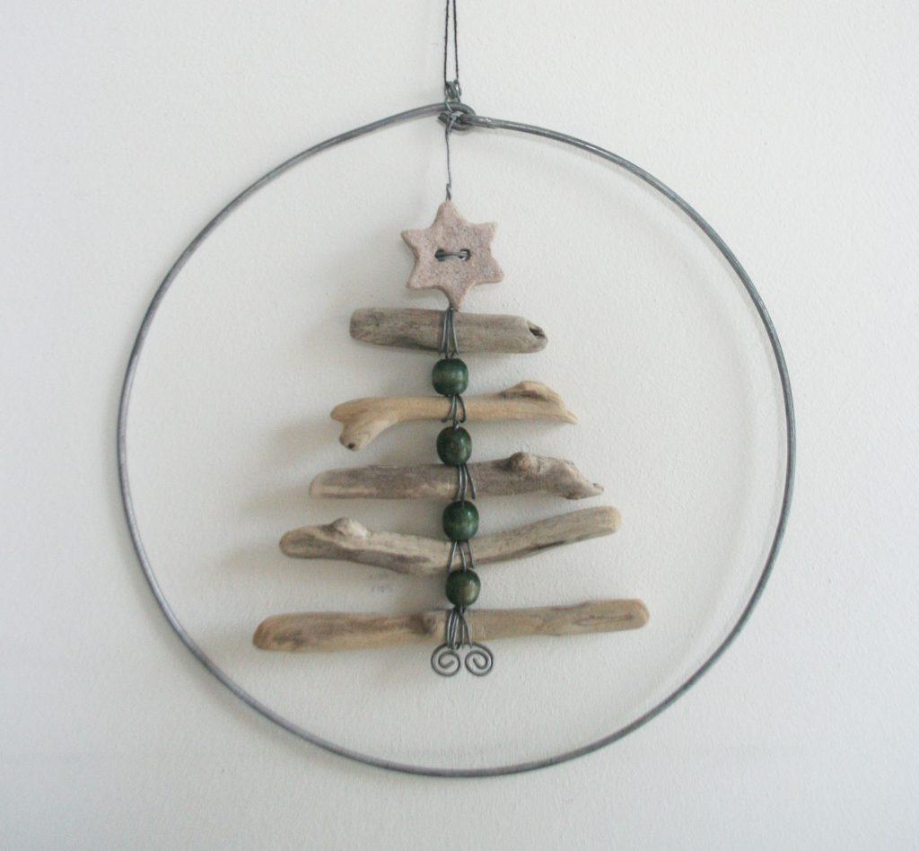 choinka dekoracje świąteczne